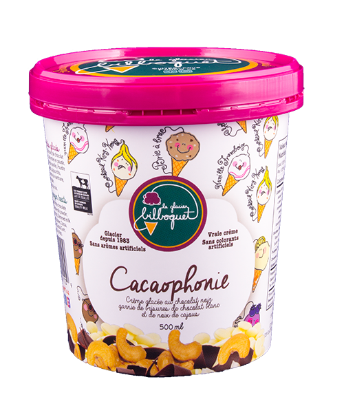 Cacophonie Ice Cream - Finest dairy shop, ice cream maker, manufacturers of the best ice cream