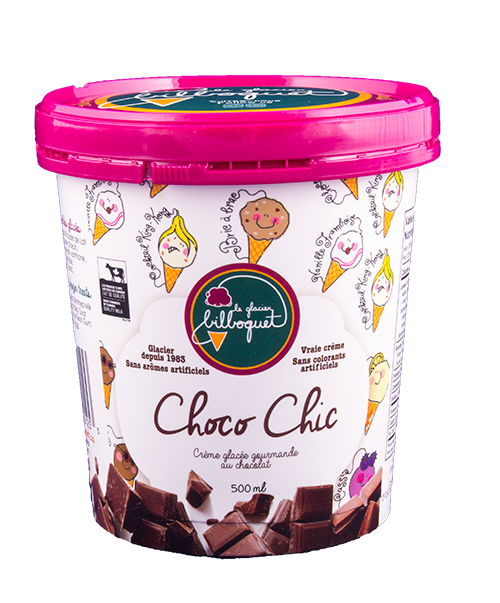 Choco Chic Ice Cream - Best ice creams and sorbets, artisanal, ecological, luxury dairy-shop